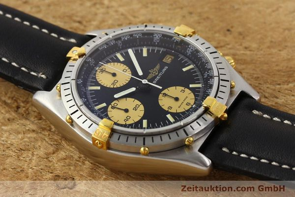 Used luxury watch Breitling Chronomat gilt steel automatic Kal. VAL 7750 Ref. 81.950  | 141262 13