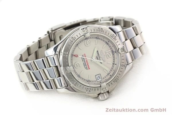 Used luxury watch Breitling Colt Oceane steel quartz Kal. B77 Ref. A77380  | 141263 03