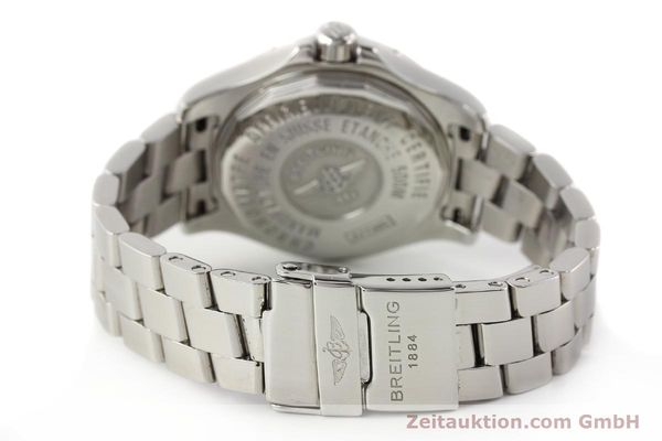 Used luxury watch Breitling Colt Oceane steel quartz Kal. B77 Ref. A77380  | 141263 09