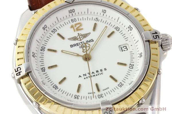 Used luxury watch Breitling Antares steel / gold automatic Kal. B10 ETA 2892-2 Ref. D10047  | 141264 02