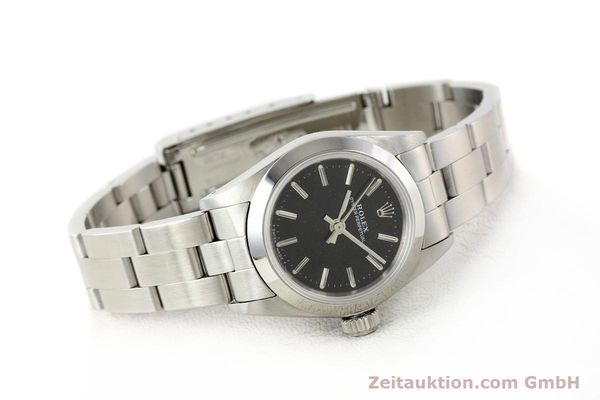 Used luxury watch Rolex Oyster Perpetual steel automatic Kal. 2130 Ref. 67180  | 141267 03