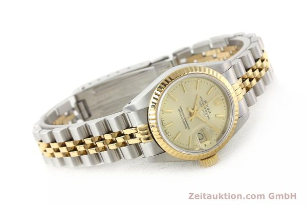 montre de luxe d occasion Rolex Lady Datejust acier / or  automatique Kal. 2135 Ref. 69173  | 141268 03