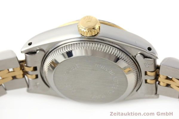 montre de luxe d occasion Rolex Lady Datejust acier / or  automatique Kal. 2135 Ref. 69173  | 141268 11