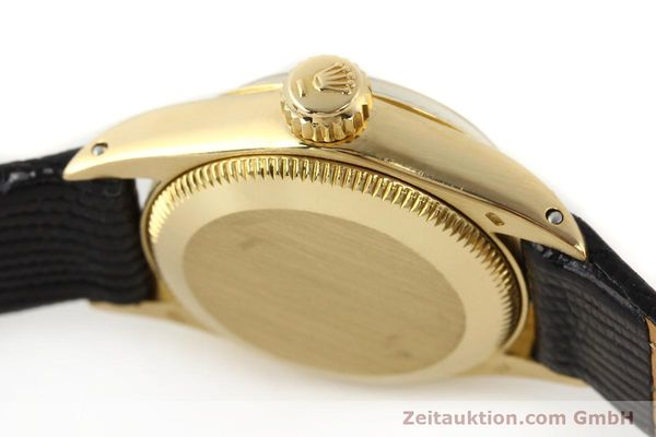 Used luxury watch Rolex Oyster Perpetual 18 ct gold automatic Kal. 2030 Ref. 6719  | 141271 11