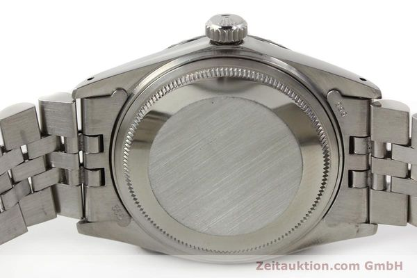 Used luxury watch Rolex Datejust steel automatic Kal. 3035 Ref. 16030  | 141272 09
