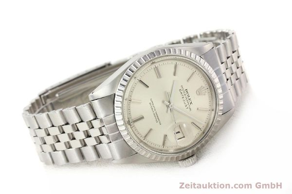 Used luxury watch Rolex Datejust steel automatic Kal. 1570 Ref. 1601-3  | 141273 03