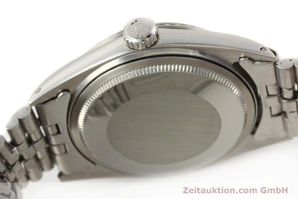 Used luxury watch Rolex Datejust steel automatic Kal. 1570 Ref. 1601-3  | 141273 11