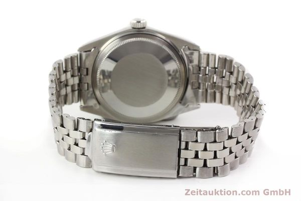 Used luxury watch Rolex Datejust steel automatic Kal. 1570 Ref. 1601-3  | 141273 12