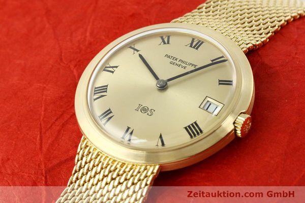 Used luxury watch Patek Philippe Calatrava 18 ct gold automatic Kal. 27-460 Ref. 35651  | 141277 01