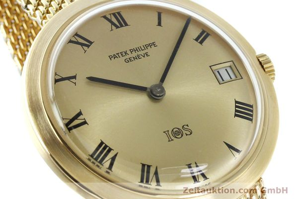 Used luxury watch Patek Philippe Calatrava 18 ct gold automatic Kal. 27-460 Ref. 35651  | 141277 02