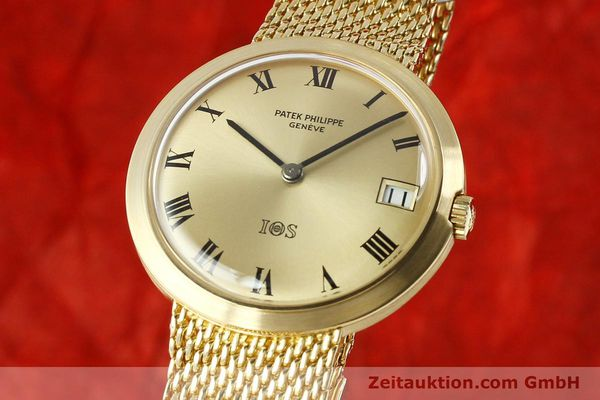 Used luxury watch Patek Philippe Calatrava 18 ct gold automatic Kal. 27-460 Ref. 35651  | 141277 04