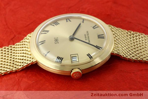 Used luxury watch Patek Philippe Calatrava 18 ct gold automatic Kal. 27-460 Ref. 35651  | 141277 05