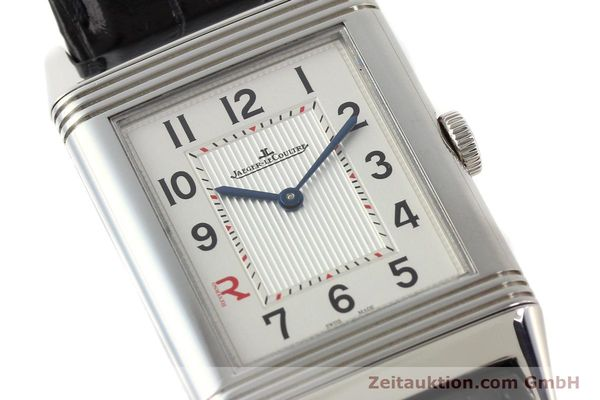 Used luxury watch Jaeger Le Coultre Reverso steel manual winding Kal. 822 Ref. 277.8.62  | 141278 02