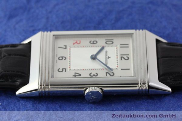 Used luxury watch Jaeger Le Coultre Reverso steel manual winding Kal. 822 Ref. 277.8.62  | 141278 05