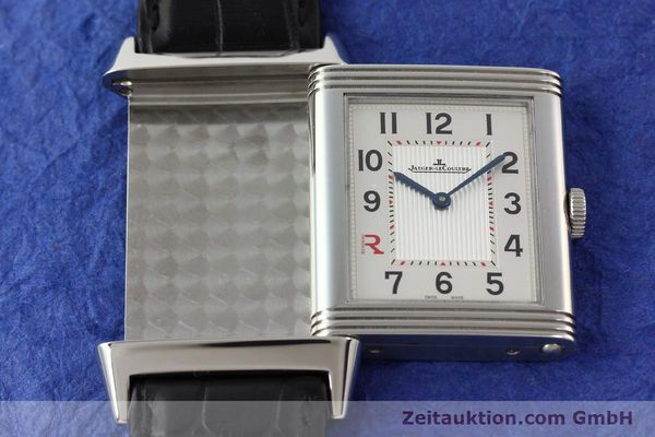 Used luxury watch Jaeger Le Coultre Reverso steel manual winding Kal. 822 Ref. 277.8.62  | 141278 16