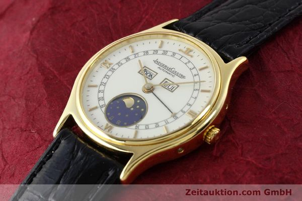 Used luxury watch Jaeger Le Coultre Odysseus 18 ct gold automatic Kal. 888  | 141279 01