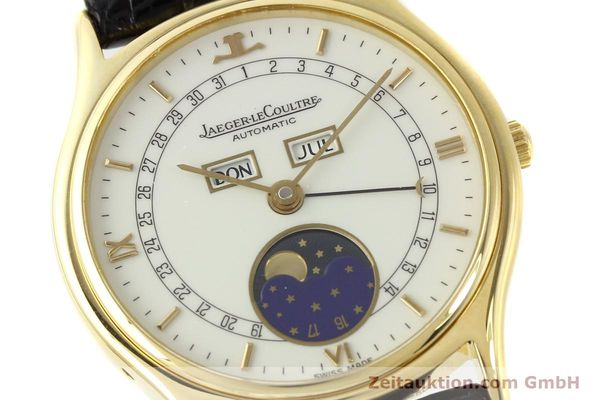 Used luxury watch Jaeger Le Coultre Odysseus 18 ct gold automatic Kal. 888  | 141279 02