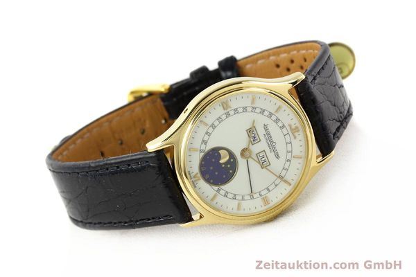 Used luxury watch Jaeger Le Coultre Odysseus 18 ct gold automatic Kal. 888  | 141279 03