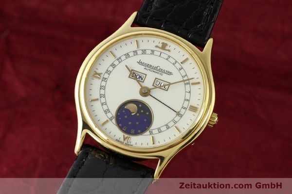 Used luxury watch Jaeger Le Coultre Odysseus 18 ct gold automatic Kal. 888  | 141279 04