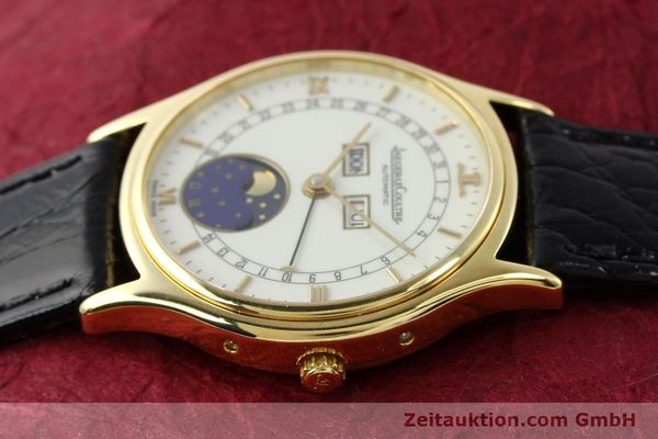 Used luxury watch Jaeger Le Coultre Odysseus 18 ct gold automatic Kal. 888  | 141279 05