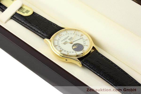 Used luxury watch Jaeger Le Coultre Odysseus 18 ct gold automatic Kal. 888  | 141279 07