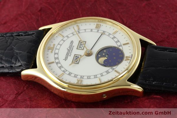 Used luxury watch Jaeger Le Coultre Odysseus 18 ct gold automatic Kal. 888  | 141279 12