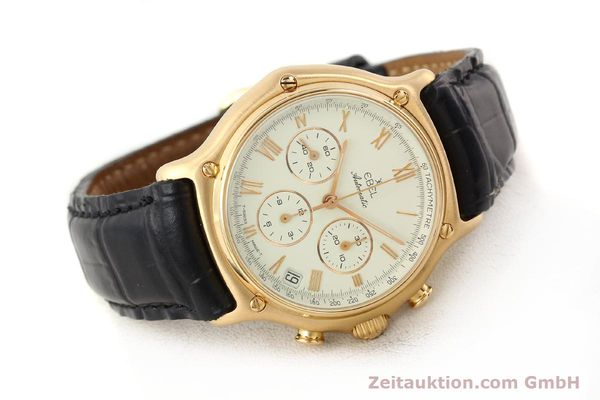 Used luxury watch Ebel 1911 18 ct gold automatic Kal. 134 400 Ref. 5134901  | 141280 03