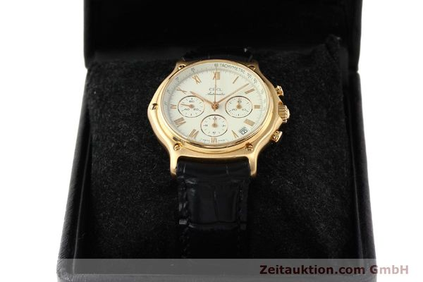 Used luxury watch Ebel 1911 18 ct gold automatic Kal. 134 400 Ref. 5134901  | 141280 07