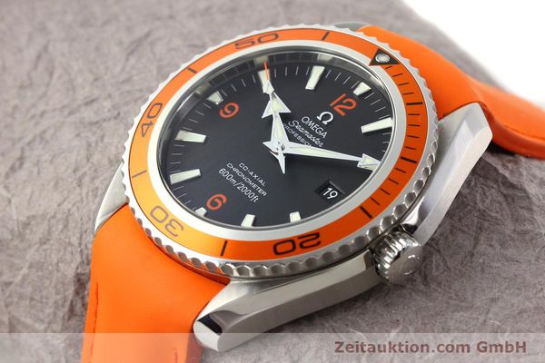 Used luxury watch Omega Seamaster steel automatic Kal. 2500 Ref. 29085083  | 141282 01