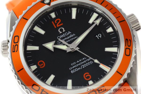 Used luxury watch Omega Seamaster steel automatic Kal. 2500 Ref. 29085083  | 141282 02