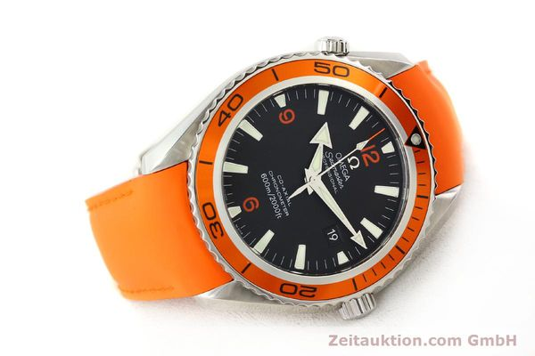 Used luxury watch Omega Seamaster steel automatic Kal. 2500 Ref. 29085083  | 141282 03