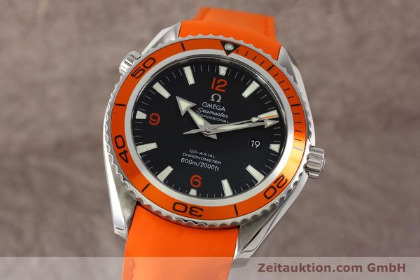 Used luxury watch Omega Seamaster steel automatic Kal. 2500 Ref. 29085083  | 141282 04