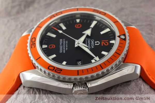Used luxury watch Omega Seamaster steel automatic Kal. 2500 Ref. 29085083  | 141282 05