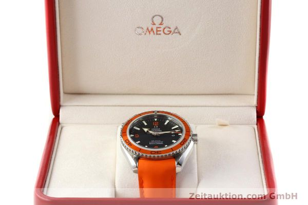 Used luxury watch Omega Seamaster steel automatic Kal. 2500 Ref. 29085083  | 141282 07
