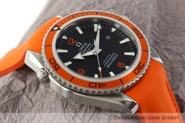 Used luxury watch Omega Seamaster steel automatic Kal. 2500 Ref. 29085083  | 141282 17
