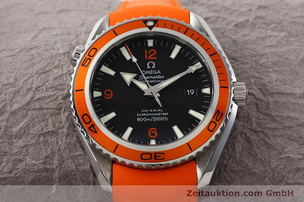 Used luxury watch Omega Seamaster steel automatic Kal. 2500 Ref. 29085083  | 141282 18