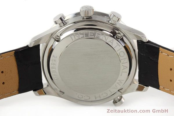 Used luxury watch IWC Portugieser steel manual winding Kal. C.76240 Ref. 3712  | 141283 09