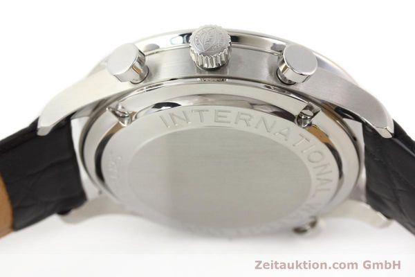 Used luxury watch IWC Portugieser steel manual winding Kal. C.76240 Ref. 3712  | 141283 12