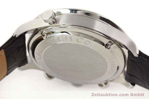 Used luxury watch IWC Portugieser steel manual winding Kal. C.76240 Ref. 3712  | 141283 13
