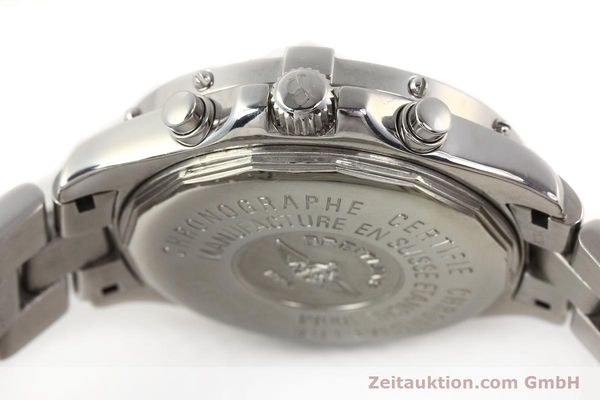 Used luxury watch Breitling Colt chronograph steel quartz Kal. B73 Ref. A73350  | 141287 10