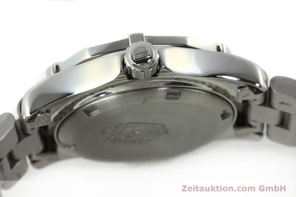 Used luxury watch Tag Heuer Professional steel quartz Kal. 2.98 ETA 955112 Ref. WN1312 VINTAGE  | 141288 08