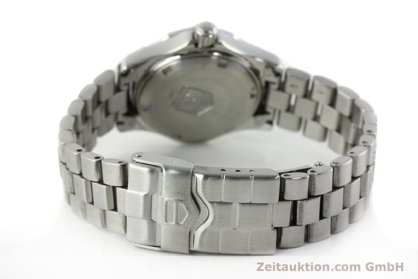 Used luxury watch Tag Heuer Professional steel quartz Kal. 2.98 ETA 955112 Ref. WN1312 VINTAGE  | 141288 10