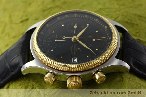 Used luxury watch Chronoswiss Pacific steel / gold automatic Kal. VAL 7750 Ref. CH7514  | 141291 05