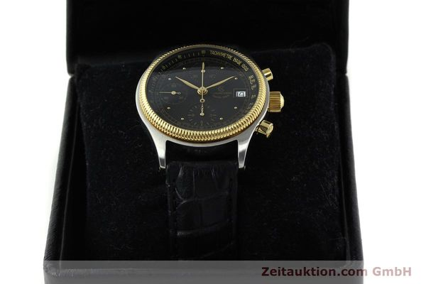 Used luxury watch Chronoswiss Pacific steel / gold automatic Kal. VAL 7750 Ref. CH7514  | 141291 07