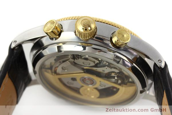 Used luxury watch Chronoswiss Pacific steel / gold automatic Kal. VAL 7750 Ref. CH7514  | 141291 08