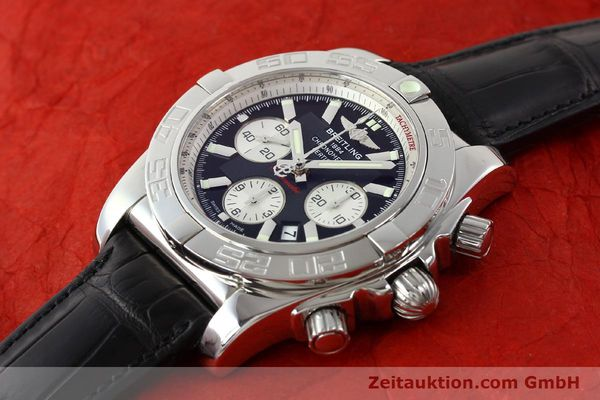 Used luxury watch Breitling B01 steel automatic Kal. B01 Ref. AB0110  | 141292 01