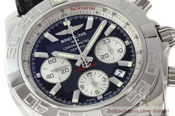 Used luxury watch Breitling B01 steel automatic Kal. B01 Ref. AB0110  | 141292 02