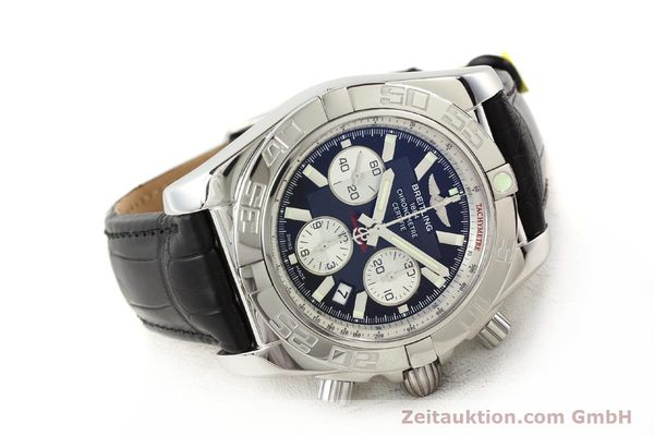Used luxury watch Breitling B01 steel automatic Kal. B01 Ref. AB0110  | 141292 03
