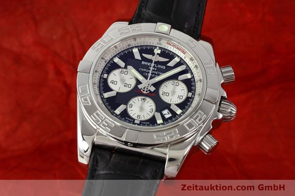 Used luxury watch Breitling B01 steel automatic Kal. B01 Ref. AB0110  | 141292 04