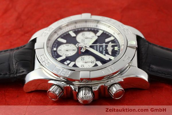Used luxury watch Breitling B01 steel automatic Kal. B01 Ref. AB0110  | 141292 05